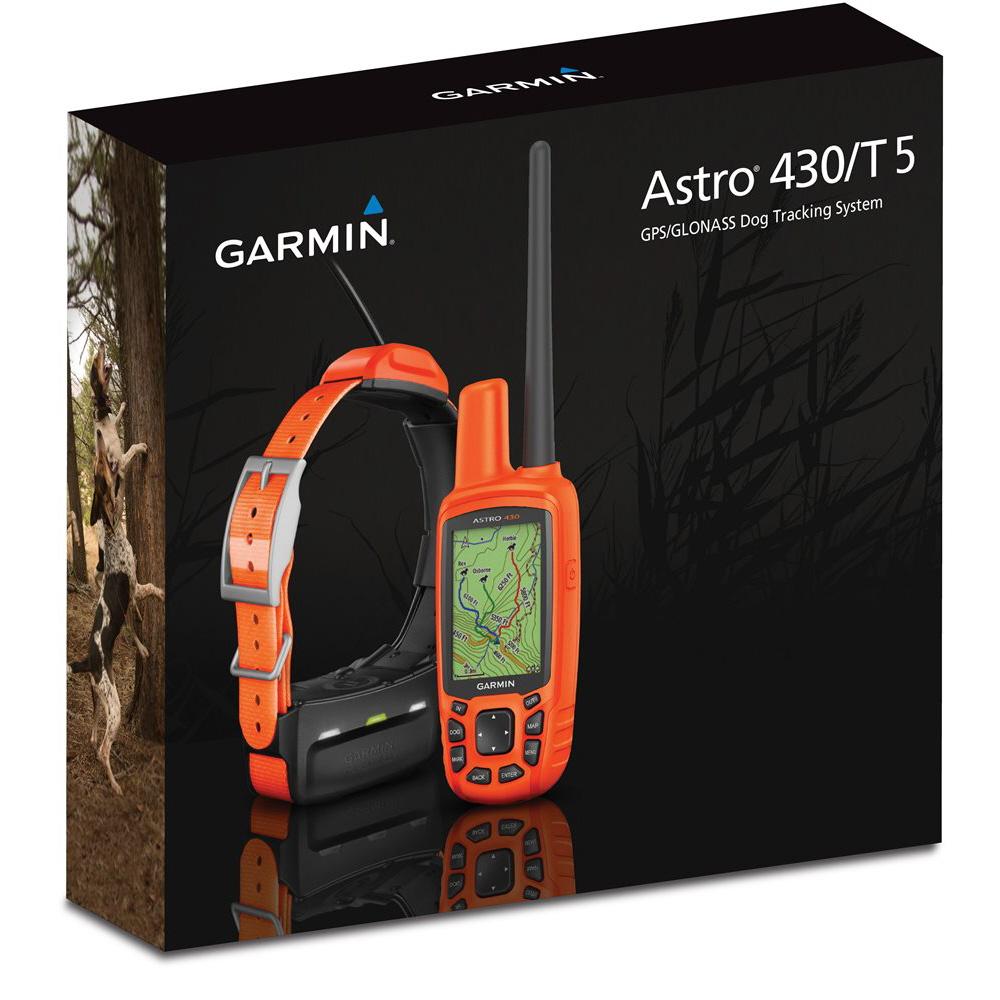 Garmin Astro 430 Combo With T5