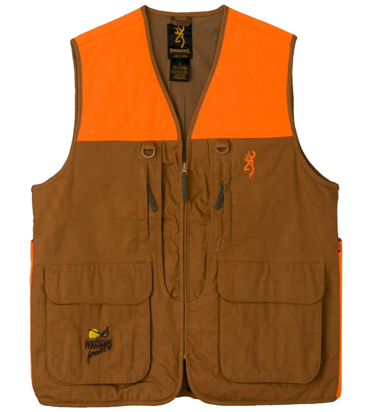 Browning Pheasants Forever® Upland Vest