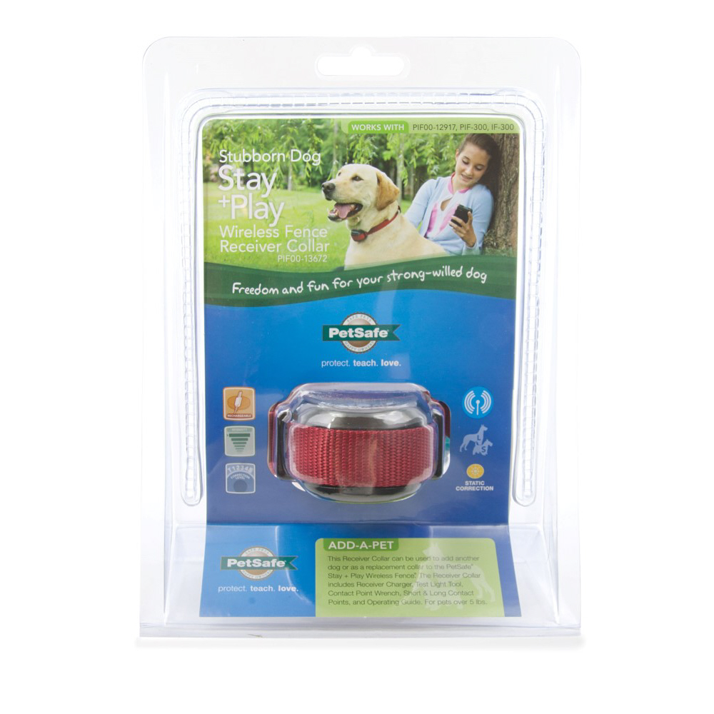 Petsafe Stay Play Wireless Fence Collar Receiver