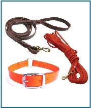 Collars, Leads & Cords