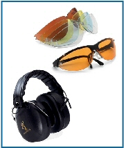 Eye & Hearing Protection