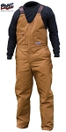 Insulated Duck Bib Overall - 12 oz