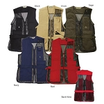 Bob Allen Shooting Vest - Full Mesh