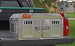 Owens 2-Dog Box #55017- 36x30x20 - ATV/SUV