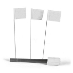 Boundary Flags, Heavy-duty, 50 count