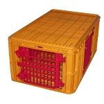 Extra Tall Poultry Coop - 39x23x16.5 (COOP-15)