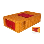 Fast-Fill Game Bird Coop - 38x23x10.5 (COOP-7)