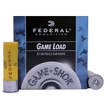 Federal Ammunition Game•Shok® Game Load, 20 ga 6 shot