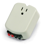 Lightning/Surge Protector for In-Ground Fence Transmitters