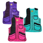 MizMac Women's Perfect Fit Mesh Shooting Vest