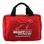 Ready Dog Professional Field First Aid / Trauma Kit (62-piece)
