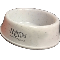 Ruff Land Dog Bowl