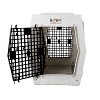 Ruff Land Dog Kennel - Large Double Door
