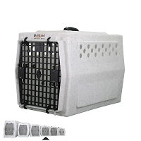 Ruff Land Dog Kennel - Medium