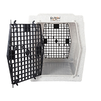 Ruff Land Dog Kennel - Medium Double-Door