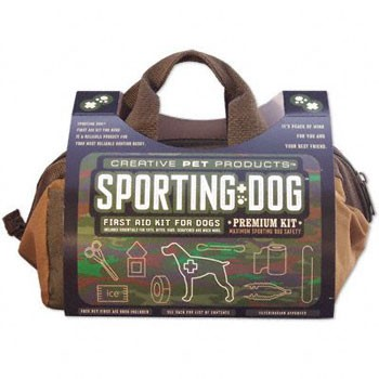 Creative Pet Sporting Dog Field First Aid Kit (27-piece)