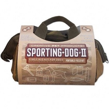Creative Pet Sporting Dog II Field First Aid Kit (22-piece)