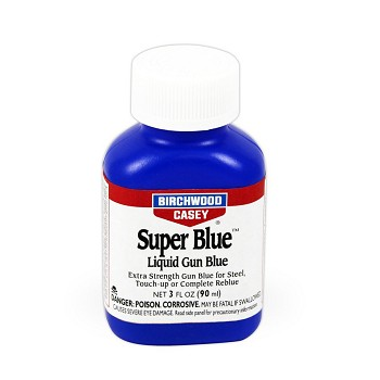 Birchwood Casey Super Blue® Gun Blue Liquid