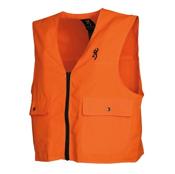 Browning Safety Vest - Blaze Overlay