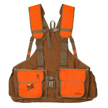 Browning Bird'n Lite Upland Strap Vest 2.0, Pheasants Forever® Edition