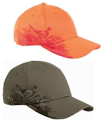 DRI-Duck Wildlife Series Cap - Pheasant