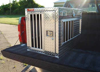 Owens 1-Dog Box #55019 - 21x38x25
