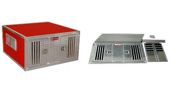 Owens 2-Dog Box #55048 - 38x48x25 - DIY Kit