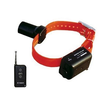 DT Systems BTB809 Baritone Beeper Collar - Remote Activation