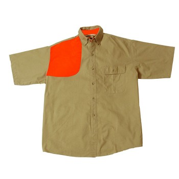 Bob Allen High Prairie Upland Hunting Shirt - Short Sleeve
