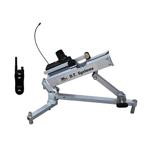 DT Systems Super Pro Remote Dummy Launcher Base & Remote Transmitter