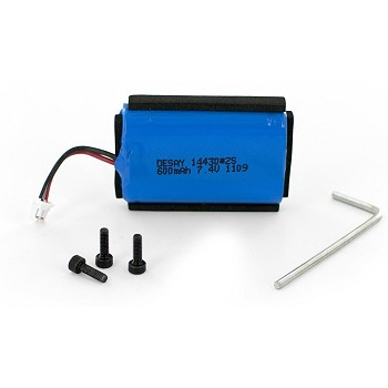 SportDOG Replacement Battery Kit for 2525