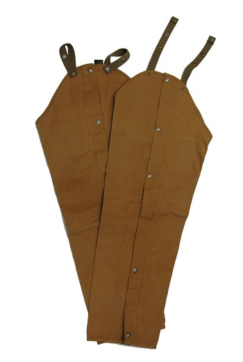 Boyt Waxed Cotton Upland Chaps