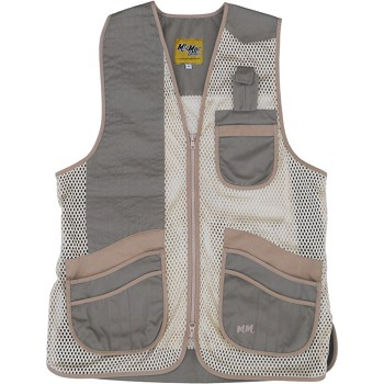 MizMac Women's Comfort Fit Mesh Shooting Vest