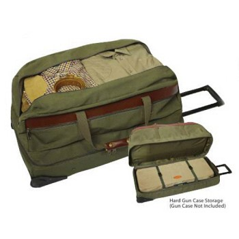 "Boyt ""Covey Bag"" Rolling Duffel"