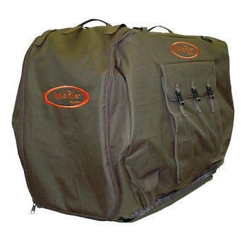 "Mud River ""The Bedford Uninsulated Kennel Cover"""
