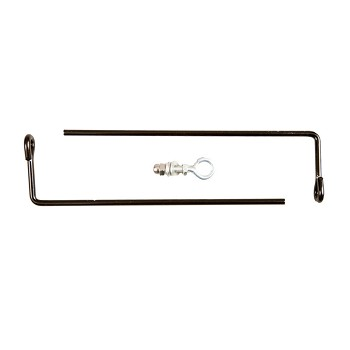 Ruff Land Side Latch Rod Kit