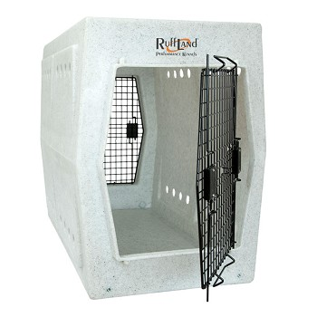 Ruff Land Dog Kennel - XL Double Door